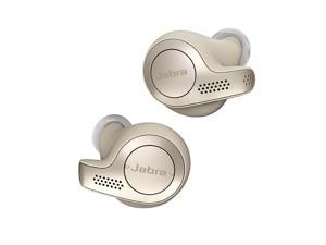 Jabra Elite 65t True Wireless Earbuds Gold Beige
