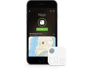 Tile (Gen 2) - Phone Finder. Key Finder. Item Finder - 4 Pack