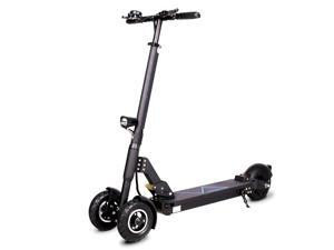 "Patented ""Tri-Star"" 3-Wheel Electric Kick Scooter with 8-Inch Wheels, 36V 15AH Battery, 350W Motor"