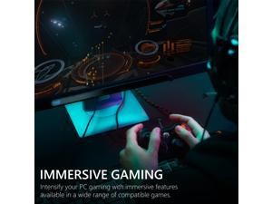 Tobii Eye Tracker 4C – The Game-changing Eye Tracking Peripheral for Streaming, PC Gaming & Esports
