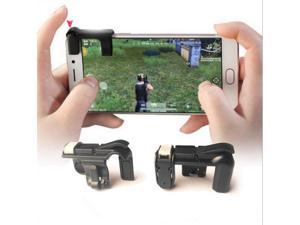 Version 3.0 Smart phone Gaming Trigger L1R1 Mobile Gaming Fire Button Aim Key Shooter Controller PUBG
