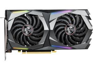 MSI GeForce GTX 1660 Ti DirectX 12 GTX 1660 TI GAMING X 6G 6GB 192-Bit GDDR6 PCI Express 3.0 x16 HDCP Ready Video Card