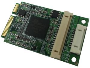 MPX-954E - PCI Express mini card support 2 x RS422/485 & 2 x RS-232