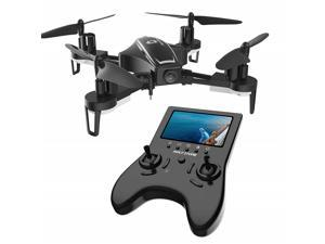 Holy Stone HS230 RC Racing Drone with 720P HD Camera Live Video, High Speed Wind Resistance, 5.8G LCD Screen Real Time ...