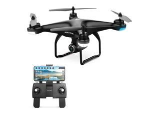 Holy Stone HS120D 1080P FHD FPV Drone with  GPS Return Home & Follow Me, Tap Fly Function, 16 Min Flight Time