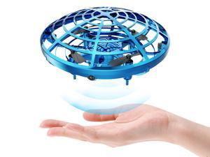 DEERC 2019 Upgraded Hands Free UFO Drones for Kids and Adults