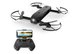 Holy Stone HS161 FPV Foldable Drone with 1080P HD Camera Optical Flow Positioning Quadcopter