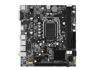 B75-1155 Desktop Computer Mainboard Professional Motherboard CPU Interface LGA 1155 Durable Computer Accessories