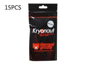15-Pack Thermal Grizzly Kryonaut Thermal Grease Paste - 1.0 Gram Model TG-K-015-R-1g
