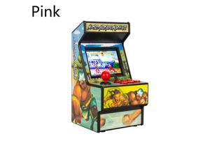 Dobacner Classic 16 Bit Arcade Gaming Console Machine Built-In 156 Game Handheld Player Controller 5 Colors