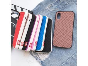 Hot Street Trend VANS Waffle brand Soft silicon cover case for iphone 6 6S plus 7