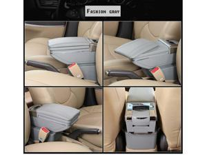 Auto Replacement Parts Interior Parts Shop For Cheap High Quality New Car Styling Center Console Armrest Storage Box Case For Kia Rio K2 2010-2016 Car Accessories