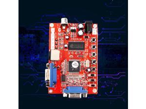 VGA to CGA/CVBS/S-VIDEO High Definition Converter Arcade Game Video Converter Board
