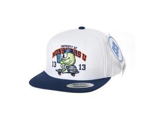 WITHMOONS Pixar Monsters Embroidery Snapback Baseball ... 5c449e01de5