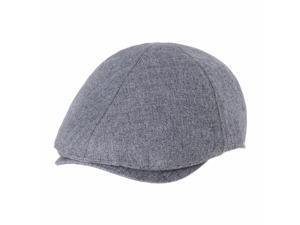 97cc1cafeb4 WITHMOONS Mens Flat Cap Simple Classic Bocaci Cotton Ivy Hat ...
