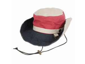 8443f25a86f WITHMOONS Boonie Bush Hat Wide Brim Side Snap ...