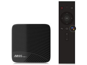 Mecool M8S PRO L 4K TV Box Amlogic S912 Cortex - A53 CPU Bluetooth 4.1 + HS 3G RAM Voice Remote control 16GB ROM