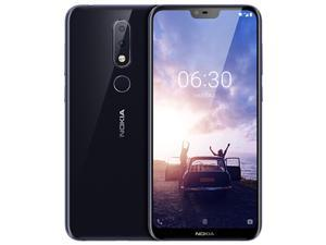 Nokia X6 ( Nokia 6.1 Plus ) 4G Phablet 5.8 inch Android 8.1 Snapdragon 636 Octa Core 4GB RAM 64GB ROM 16.0MP + 5.0MP Dual Rear