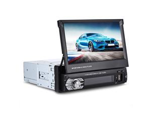 RM - GW9601G 7.0 inch TFT LCD Screen MP5 Car Multimedia Player with Bluetooth FM Radio GPS European Map