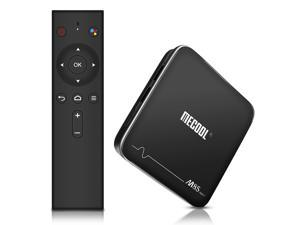 MECOOL M8S PRO+ Android TV OS TV Box with Voice Remote Control Amlogic S905W Android 7.1 2GB RAM + 16GB ROM 2.4G WiFi 100Mbps BT4.......