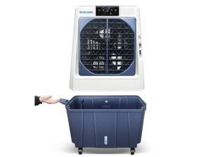 Remote Control Air Cooler Folding Evaporative Air Cooler for 861-1076.4 Sq.Ft.