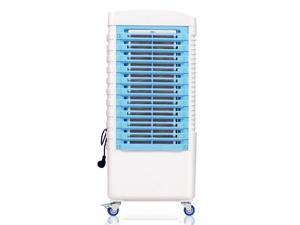 Portable Air Cooler Cooling Fan Humidifier Air Conditioner for Home Office Remote Control