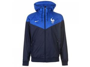 2018-2019 France Nike Authentic Woven Windrunner Jacket ... 99efcbe61