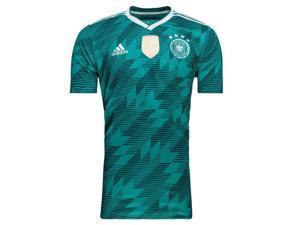 02adca306dba 2018-2019 Germany Away Adidas Football Shirt