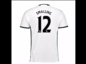 2016-17 Man Utd Third Shirt (Smalling 12) · Adidas 2f1f0077a