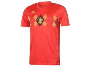 2018-2019 Belgium Home Adidas Football Shirt 0859c5b56