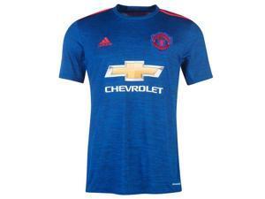 2016-2017 Man Utd Adidas Away Football Shirt ... 25d4cc37c
