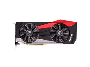 Colorful iGame GeForce RTX 2070 Super Ultra OC GDDR6 8G Graphics Card, Dual Fans, 8GB 256-Bit GDDR6, iGame GeForce RTX 2070 SUPER Ultra OC Video Card HDMI + DP + USB Type C