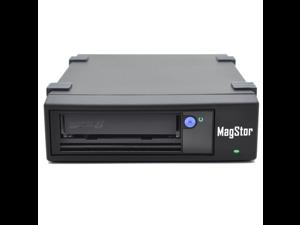MagStor LTO-8 HH SAS External Desktop LTO8 Tape Drive 12TB LTFS , SAS-HL8 TAA