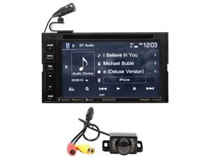 "Kenwood DDX26BT 6.2"" DVD Monitor Bluetooth Receiver USB/Android/iPhone+Camera"