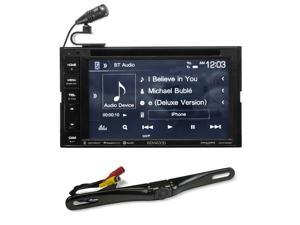 "Kenwood DDX26BT 6.2"" Car DVD Monitor Bluetooth Receiver w/ USB+Backup Camera"