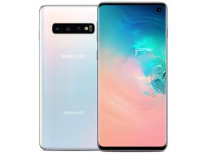 SAMSUNG GALAXY S10 SM-G973FD 128GB 8GB (GSM FACTORY UNLOCKED) (White)