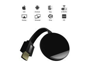 Wi-Fi Display Dongle for TV, Aigrous High Speed HDMI Miracast Dongle Compatible for Android Smartphone Tablet Apple iPhone iPad,1080P Wireless HDMI Dongle