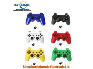 Yellow Wireless 2.4Ghz Controller GAME PAD for Retropie Raspberry Pi PC PSthree Andriod