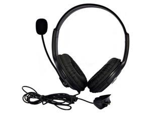 Live Big Headset Headphone With Microphone for XBOX 360 Slim NEW