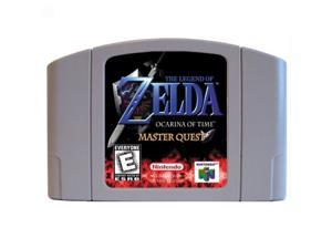 The Legend of Zelda Ocarina of Time Master Quest N64 Vedio Game Cartridge for N64 Console