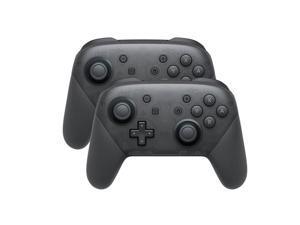 Bluetooth Wireless Pro Controller Gamepad Joystick for NS Switch Console Support Somatosensory Vibration Screenshot Axis