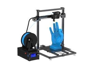 ADIMLab 3D Printer Gantry I3 Plus 310X310X410 3D Printing Size Preassembled Heatbed With Glass PLA