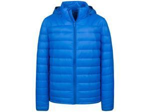 24de649a2 Wantdo Men s Packable Lightweight Insulated Puffer Down Jacket Winter Coat  ...