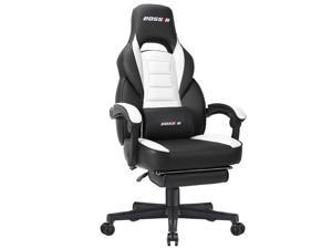 BOSSIN Racing Style Gaming Chair Computer Desk Chair with Footrest and Headrest, Ergonomic Design, Large Size High-Back ...