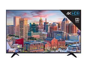"TCL 55"" 4K Ultra HD Dolby Vision HDR Roku Smart TV 2018 Model - 55S517"