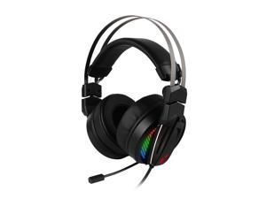 MSI Immerse GH70 GAMING Headset with Certified High-Res. Audio, RGB Mystic Light