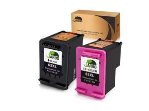 JARBO For HP 63XL Ink Cartridges High