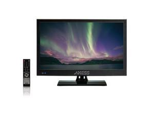 AXESS TV1705-19 AC/DC 19-Inch LED HDTV, HDMI/Headphone Inputs, Digital Tuner / Remote