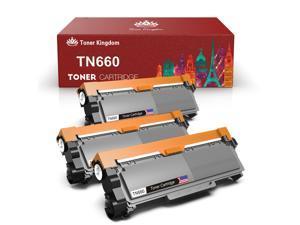 5 PK Black Toner Cartridges TN660 TN630 for Brother HL-L2300D HL-L2340DW L2320DW