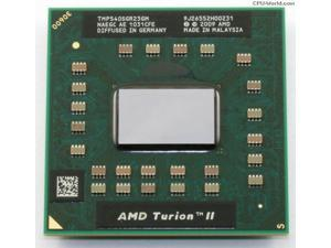 AMD Turion II Dual-Core Mobile P540 2.4GHz LP TMP540SGR23GM Laptop CPU